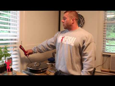 Must-Have Tools For Food Prep with IFBB Pro Chris Tuttle