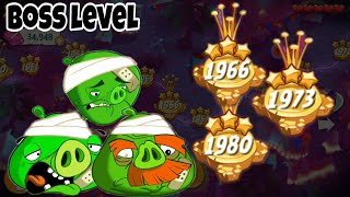 Angry Birds 2 Boss Level 1966,…