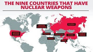 Nuclear bomb countries | nuclear powerplant | nuclear weapons