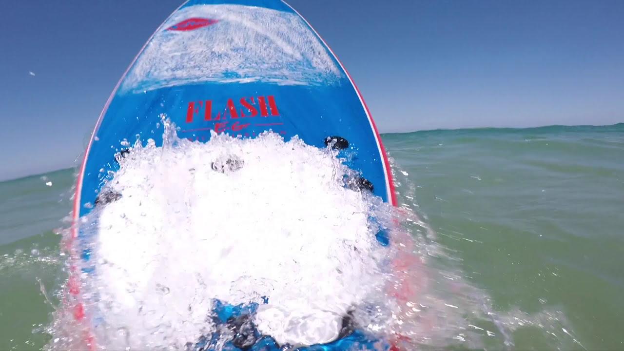 Softech Flash Eric Geiselman FCS II Surfboard