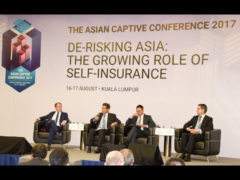 Panel Discussion: Attitudes towards Captive Insurance in Asia