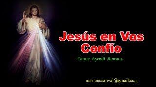 JESUS EN VOS CONFÍO (VERSION KARAOKE CON VOZ GUÍA)