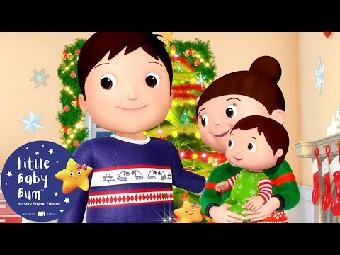 My First Christmas Tree | KARAOKE for Kids + More Nursery Rhymes & Kids Songs | Little Baby Bum