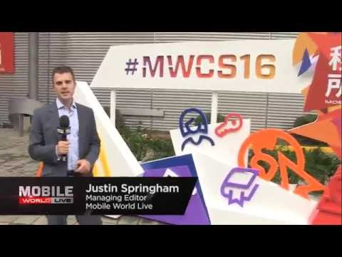 MWC-Shanghai 2016 opening day highlights