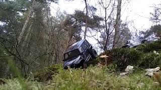 Rc crawler  @Appelscha in het bos