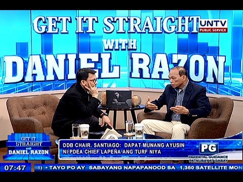 DDB Chairman Dionisio Santiago on Get it Straight