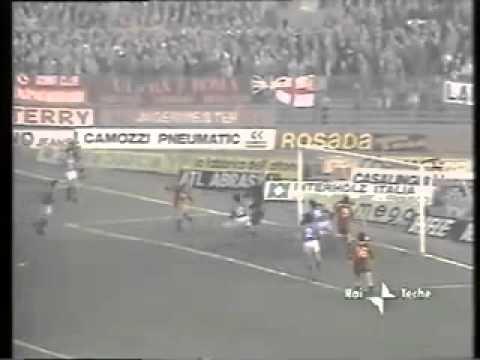 Brescia - Roma 1-1 - Campionato 1986-87 - 20a giornata