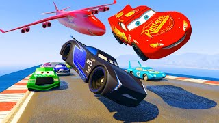 Race Cars McQueen Jackson Storm The King Chick Hicks Doc Hudson Ferrari McMissile Friends & Songs