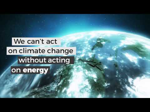 We can't act on climate change without acting on energy #COP22
