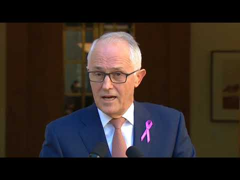 Turnbull's Ban On Ministerial Sex With Staff (Feb 15, 2018)