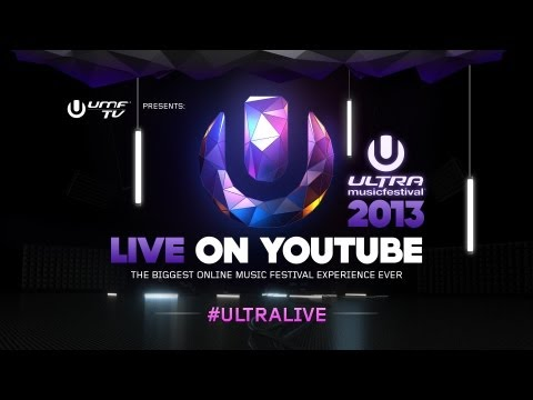 BREAKING: ULTRA MIAMI 2013 - LIVE on UMF TV