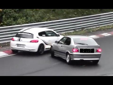 BMW Crash Compilation Nordschleife Nürburgring 2012 - 2015