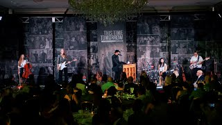 "Jason Mraz & Raining Jane - Mashup of ""Remedy"" & ""This Time Tomorrow""  LIVE @ TTTF Storytellers Gala"