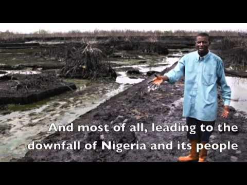 Nigeria Oil Conflict