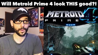 Will Metroid Prime 4 look THIS good?? (Unreal Engine 4 fan demo) | Ro2R