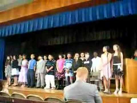 Wawecus Road School Sixth 6th Grade Graduation Song