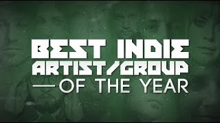 Best Indie Artist/Group of the Year - We Love Christian Music Awards 2016 Nominees
