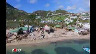 Zone interdite - Saint Barth apres l'ouragan : un an pour reconstruire le paradis