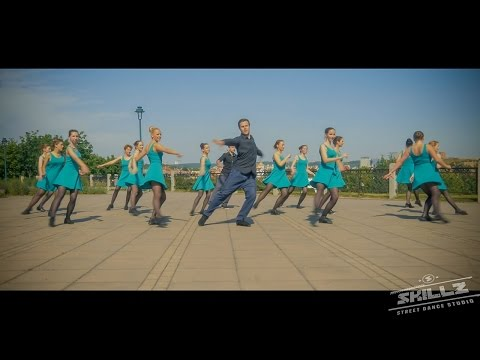 Solo Latino dance show by Dainius | Vilnius | 4k