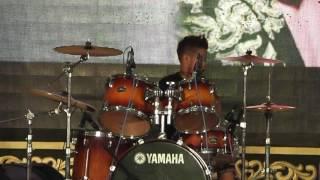 """Rhythm Star Music School Jogja """"Gugur Bunga - Oldtimers """" Cover by : Rafif (Solo Drum)"""
