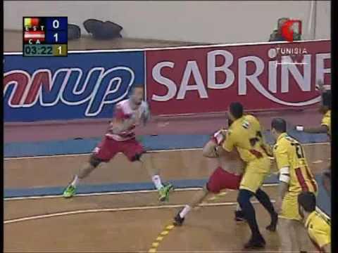 Match Complet Handball Espérance Sportive de Tunis 26-20 Club Africain 02-12-2016 EST vs CA
