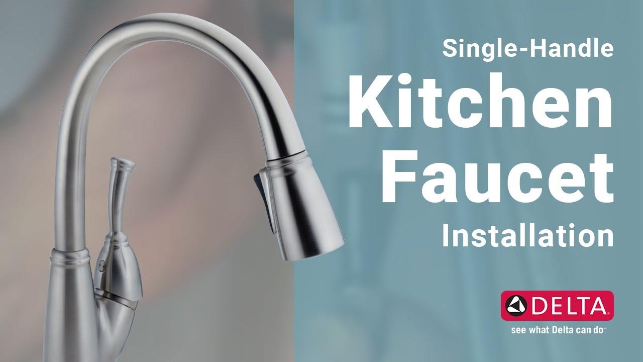 Kitchen Faucet Delta