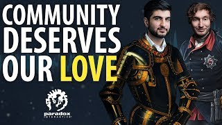 Why Community Managers Deserve Our Love - The Business of Video Games - The Paradox Podcast thumbnail