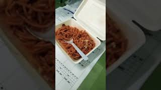Spicy Bday Spag Challenge