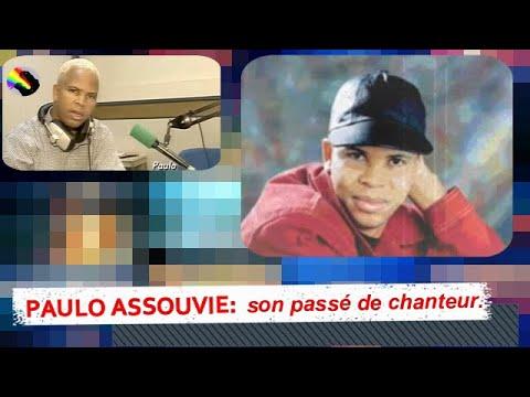 🎧PAULO ASSOUVIE: animateur radio (Martinique)  son passé de chanteur.🎤