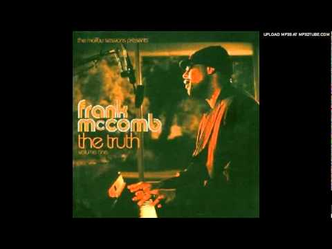 Frank McComb- Never Letting Go