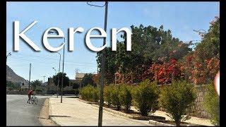 Eritrea -  Keren City.