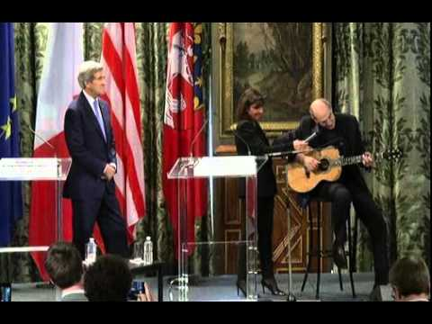 BBC Mocks Admin's James Taylor Outreach to France: 'No Better Definition of Soft Power'