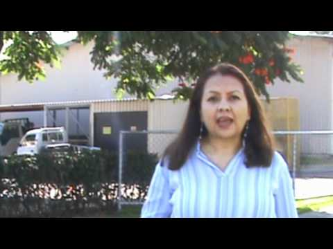 US Embassy San Salvador Media Course Video 1 with Karen Azucena
