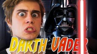 Darth Vader och Rabarberlandet
