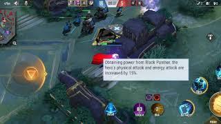 Thor | Marvel Super War Gameplay | Xiaomi Mi 9T Pro / Redmi K20 Pro | MAX SETTINGS 1080p 60fps