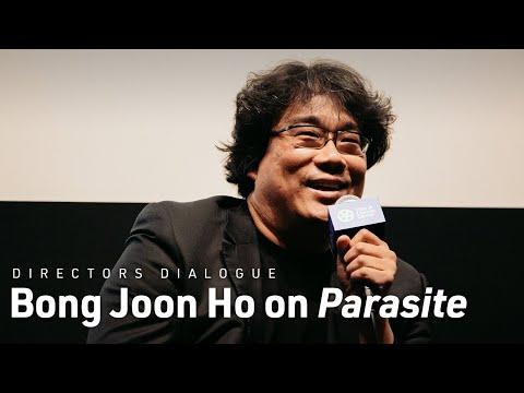 Bong Joon Ho ('Parasite') on class warfare, families on the brink, and similarities to Jordan Peele [WATCH]
