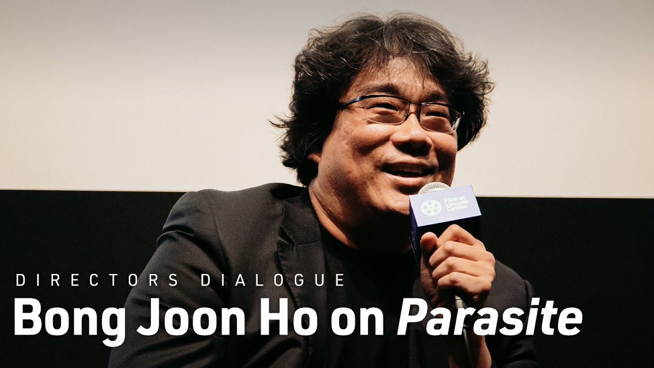 Bong Joon Ho on Parasite and His Eclectic Career | NYFF57
