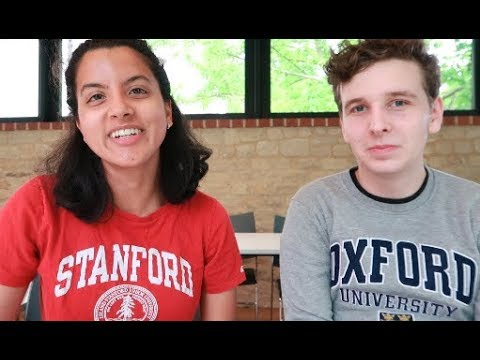 OXFORD vs. STANFORD - American / Exchange Student Perspective