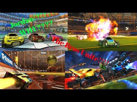 Rocket League: The Community of Bros