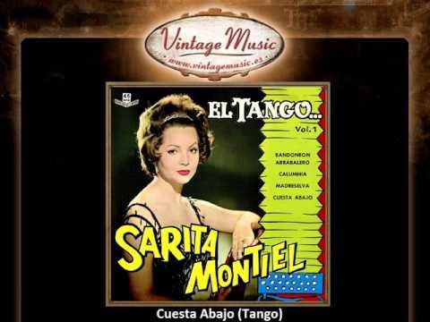 Sara Montiel -- Cuesta Abajo (Tango) (VintageMusic.es)