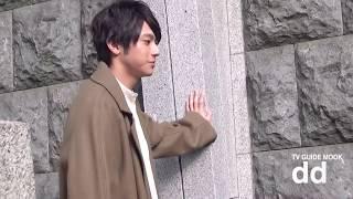 """動く男子""""が見られる!最旬グラビア&ムービーマガジン「TVガイドdan」 ..."""