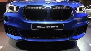 2016 Auto Expo_ BMW X1 & 7 Series