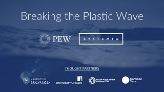 Breaking the Plastic Wave | Launch Event