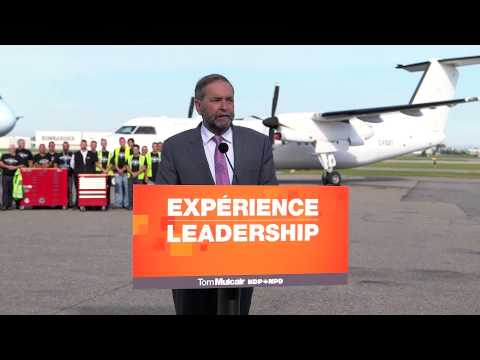 NDP Aerospace Policy September 2015