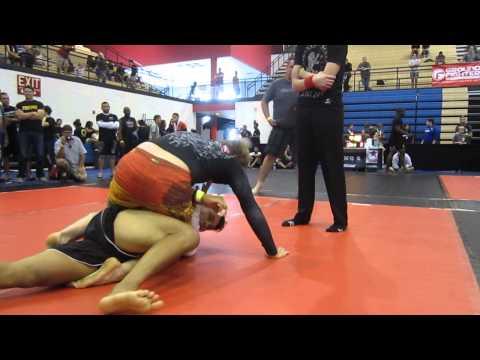 Ralph Sebexen (AFC) vs. Toby Imada (Austin Eastside Elite) - 2013 Austin Open