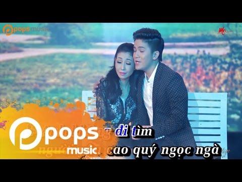 [Karaoke] Tình Nghèo Có Nhau - Khưu Huy Vũ ft Hà My