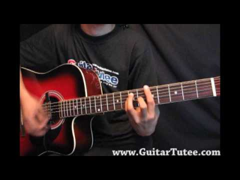 Bob Marley Stir It Up By Guitartutee Youtube