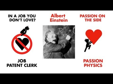 Video image: The power of passion - Richard St. John