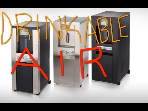 Collect Water From Air|Clarksville TN|931-472-4200 |AWG Drinkable Air