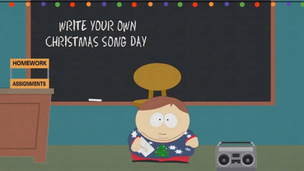 Eric Cartman - Christmas Lights - YouTube